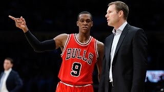 """Rajon Rondo FIRES BACK at Dwyane Wade & Jimmy Butler: """"I'm NOT a Bad Teammate."""""""