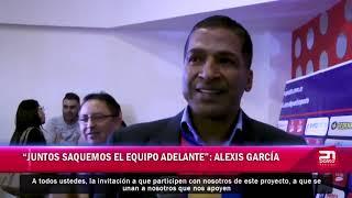 ALEXIS GARCÍA TÉCNICO DEPORTIVO PASTO