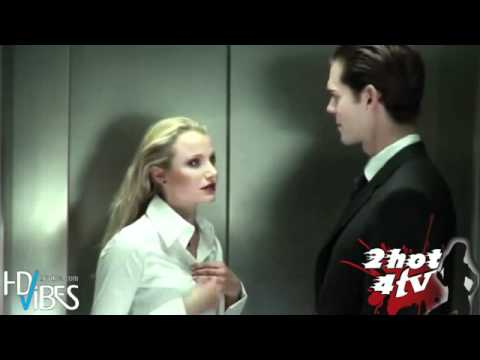 Elevator Funny hot commercial