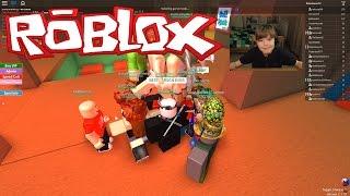getlinkyoutube.com-Freeze Tag | ROBLOX | Kid Gaming