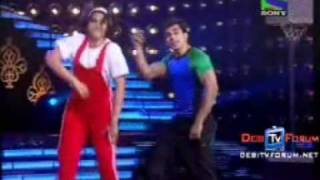 getlinkyoutube.com-Karan Singh Grover JDJ 3 (18th n Last Performance)