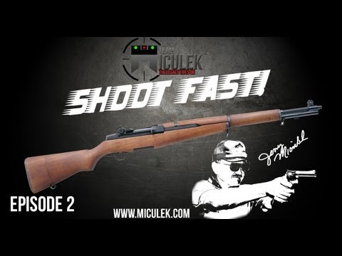 M1 Garand review with Jerry Miculek