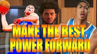 getlinkyoutube.com-NBA 2K16 Tips/Tricks - Best POWER FORWARD Build | How To Create The Best POWER FORWARD IN THE WORLD