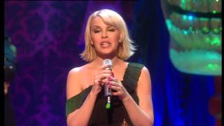 Sir Paul McCartney wins Outstanding Contribution presented by Kylie Minogue | BRIT Awards 2008