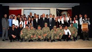 İstiklal Marşı'nın Kabulü ve Mehmet Akif Ersoy Midyat'ta Anıldı