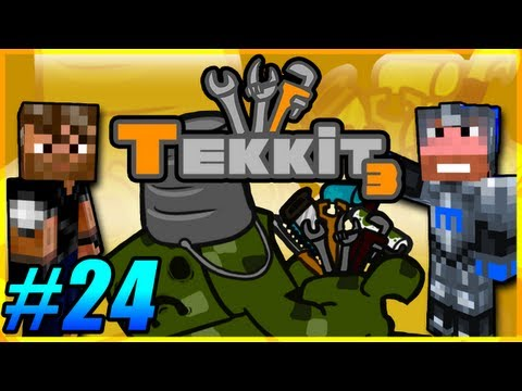 Tekkit Pt.24 |I Like Gold LLC.| Sorting the sorter