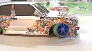 getlinkyoutube.com-RC Drift BMW M3 e30