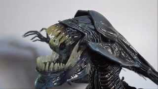getlinkyoutube.com-NECA ALIEN QUEEN   ALIEN REINA, REVIEW EN ESPAÑOL