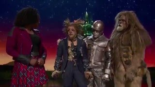 """The Wiz Live!- """"Home/Finale""""- (Shanice Williams)- NBC Special"""