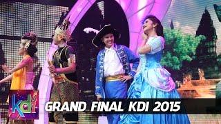 Sketsa Kerajaan KDI Merebutkan Gelar - Kerajaan Air VS Kerjaan Api - Grand Final KDI (4/6)