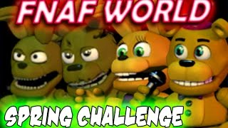 getlinkyoutube.com-FNaF World - ALL SPRING CHARACTERS (FNAF Animatronics, FNAF Spring Animatronics)