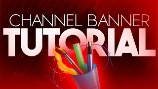 getlinkyoutube.com-How to Make a YouTube Banner in Photoshop CS6/CC! Channel Art Tutorial! (2015)