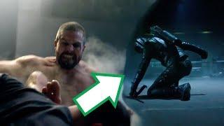 Arrow Season 7 Trailer Breakdown - Oliver Prison Fight and Green Arrow Copycat! width=