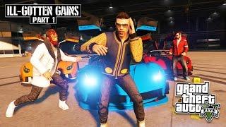 getlinkyoutube.com-GTA 5 NEW Ill Gotten Gains: Part 1 DLC Update! NEW Supercar, Clothes & Weapons! (GTA 5 PC Gameplay)