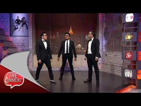 The Comment Weekend - Danang Tantang David Bayu Nyanyi