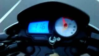 getlinkyoutube.com-Apache rtr 180 top speed