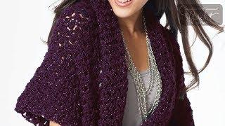 getlinkyoutube.com-How To Crochet A Shawl: Corner to Corner Shawl