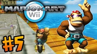 "getlinkyoutube.com-""LETS GET FUNKY!"" - Ali-A Plays - Mario Kart Wii #5!"