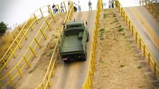 getlinkyoutube.com-KrAZ military truck trial in africa (Испытания КрАЗа в Африке)