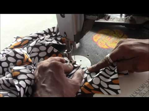 Salwaar Kameez Tutorial Part 3 Kameez Stitching