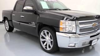 getlinkyoutube.com-2013 Chevrolet Silverado 1500 LT Lowered Custom Truck, Lewisvilleautoplex.com, Used Cars Dallas