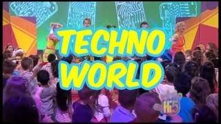 Techno World - Hi-5 - Season 10 Song of the Week