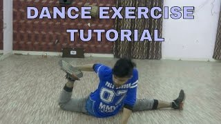 Exercise Dance Tutorial Beg/Intermediate Laval by Lucky bist