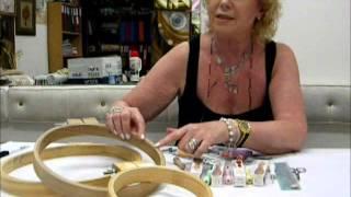 Introducción al mundo del bordado chino