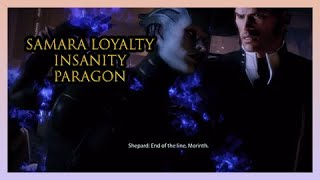 getlinkyoutube.com-Mass Effect 2 - Samara Loyalty Mission - Paragon