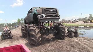 getlinkyoutube.com-Stuck in Mud - Triple Canopy Ranch