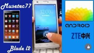 getlinkyoutube.com-ZTE Blade L2 | MIUI 8 | Custom Rom | Instalacion de miui 8 en el zte blade l2 o telepatria 2