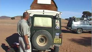 getlinkyoutube.com-Sahara Overland: Land Rover / Land Cruiser Set Up