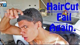 getlinkyoutube.com-Haircut Fail Pt 2...ATG Ruined My 360 Waves.