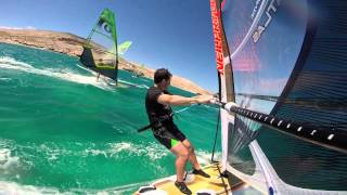getlinkyoutube.com-GoPro: Windsurfing Fuerteventura