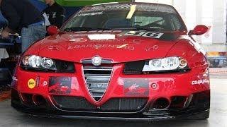 getlinkyoutube.com-Alfa Romeo 156 Super 2000 WTCC - Davide Cironi Drive Experience