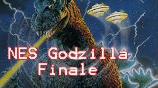 """""""NES Godzilla"""" (Finale)"""