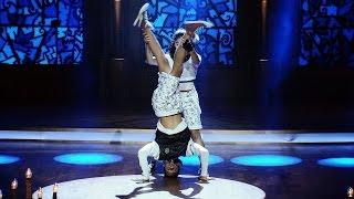 getlinkyoutube.com-Best of Ugram Ujjwalam 2 | Padmini & Debasish's super duper dance | Mazhavil Manorama