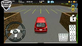 getlinkyoutube.com-Car Parking Game 3D Android GamePlay Trailer