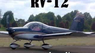 getlinkyoutube.com-VAN'S Aircraft, VANS RV 12 experimental light sport aircraft.