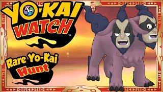 getlinkyoutube.com-Yo-Kai Watch - RARE Yo-Kai Hunt 17 FINALE | Sir Berus & Skranny!  Giveaway At Every 1000 LIKES!