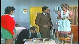 CHESPIRITO 1979/1981- El Chavo del Ocho- Los ratones en el restaurante- parte 4 HD