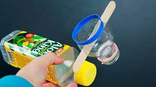 getlinkyoutube.com-5 new ideas from plastic bottles
