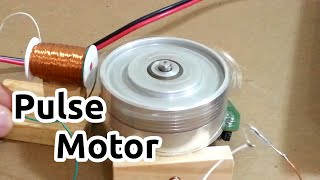 Pulse Motor from Old Parts