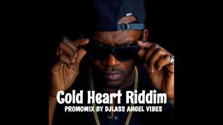 Cold Heart Riddim Mix (Full) Feat. Busy Signal, Richie Spice, Chris Martin, (May Refix 2017)