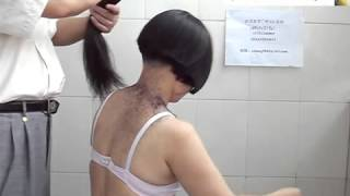 getlinkyoutube.com-haircut bob