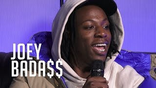Joey Badass Talks Inspiring A New Generation, Outer Body Experiences, + Chance's Grammys