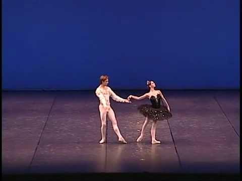 Black Swan 1/2 Polina Semionova & Friedemann Vogel