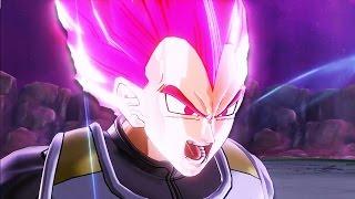 VEGETA SUPER SAIYAN GOD TRANSFORMATION! Dragon Ball Xenoverse 2 Ultimate Gameplay [Episode 15]