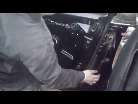 Ремон стеклоподъёмника на Porsche Cayenne