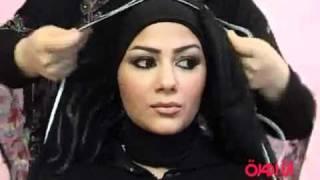 getlinkyoutube.com-hijab لفات حجاب انيقة و سهلة